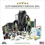 Elite Emergency Survival Pack For 2 People