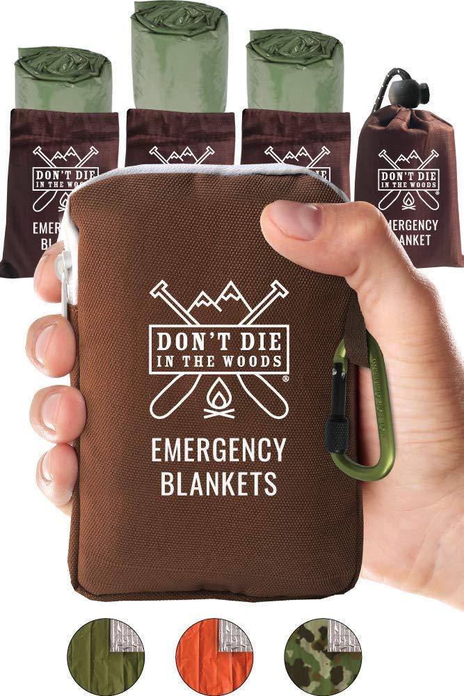 World's Toughest Emergency Blankets