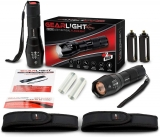 GearLight LED Tactical Flashlight S1000